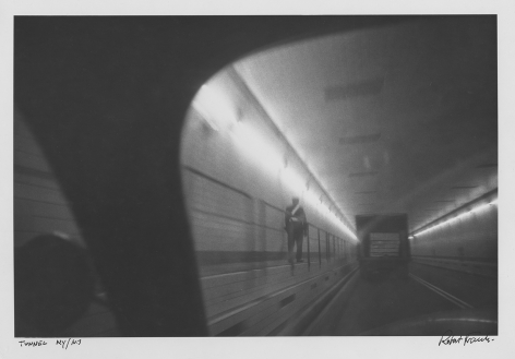 Tunnel NY/NJ, 1956 , Print Date 1960