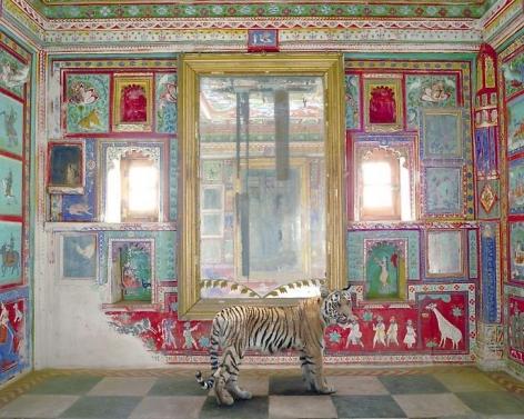 Karen Knorr, Durga's Mount, Juna Mahal, Dungarpur