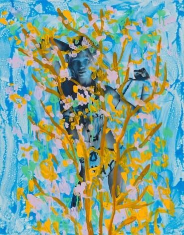 Untitled (Hana Jirickova by Daniel Jackson for The Last Magazine, Issue No. 14, Spring 2015), 2015, 28 x 22 inches
