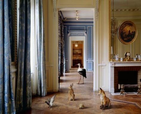 Corridor, 2007, 32 x 40 inch archival pigment print