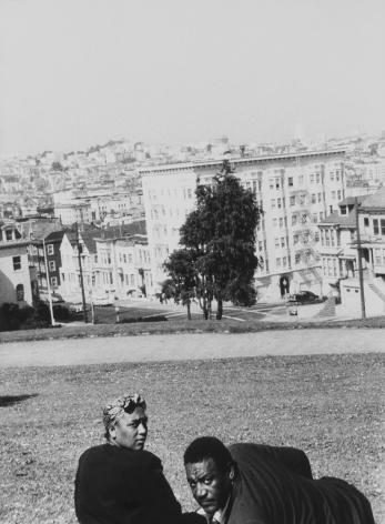 San Francisco. 1956