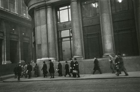 Robert Frank, London. 1951.