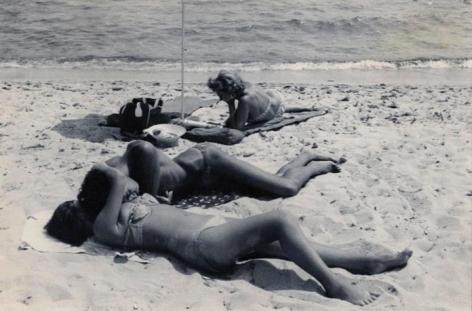 Henri Cartier-Bresson, St. Tropez. 1960's.