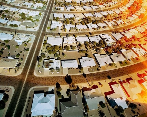 Sun City, AZ; 2007, 24 x 30 inch pigment print - Edition of 5