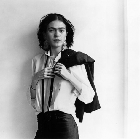 Robert Toren, Frida/Patti (After Imogen Cunningham and Robert Mapplethorpe, 2013