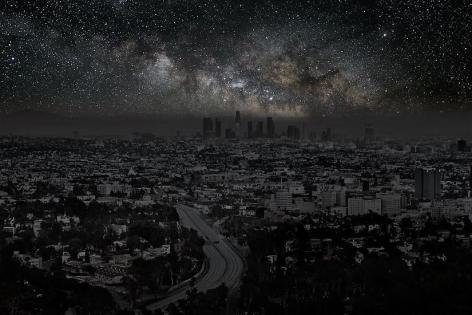 Los Angeles 34° 06' 58'' N 2012-06-15 lst 14:52