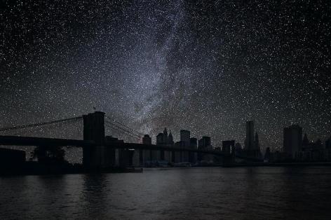New York 40° 42' 16'' N 2010-10-09 lst 3:40