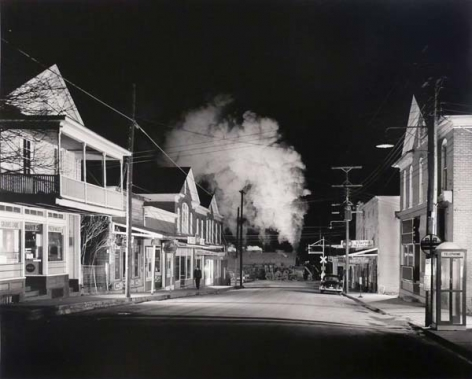 Ghost Town, Stanley, VA, 1957