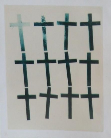 Andy Warhol , 	Crosses