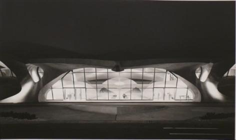 Ezra Stoller. TWA Terminal.  1962 / printed c. 1996.