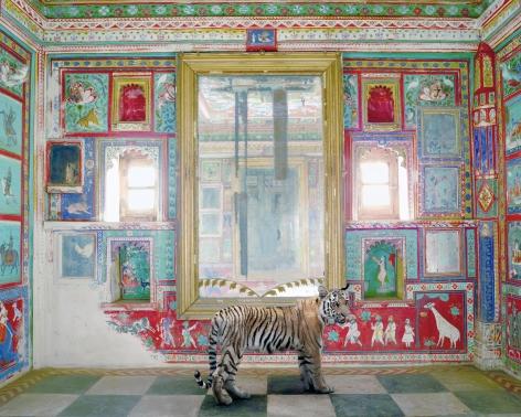 Durga's Mount, Juna Mahal, Dungarpur, 2012, Archival pigment print