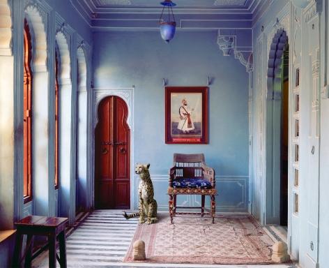 The Maharaja's Apartment, Udiapur City Palace, 2010, Archival pigment print