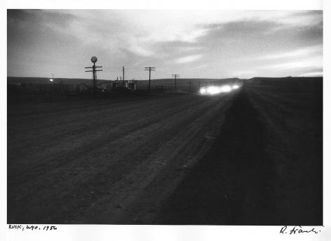 Lusk, Wyoming. 1956, Print Date 1970s