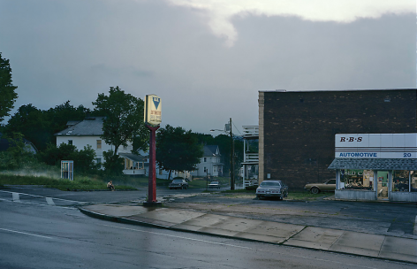 Gregory Crewdson, Untitled (RBS Automotic), 2007