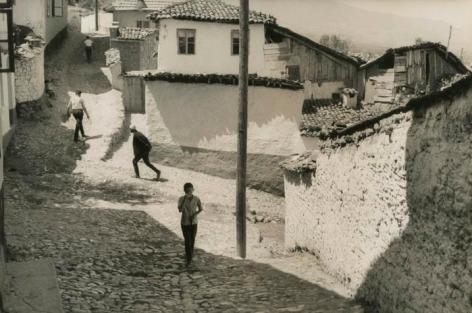 Henri Cartier-Bresson, Prizren, Yugoslavia. 1965.
