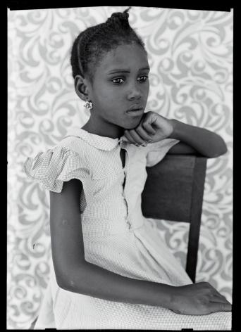 Seydou Keïta Untitled Portrait,1950s.
