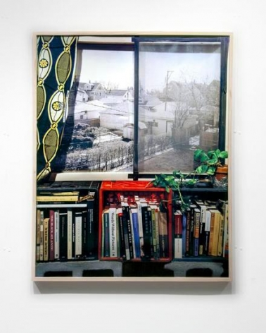 David Alekhuogie, 	A View From MY Window #1, 2014