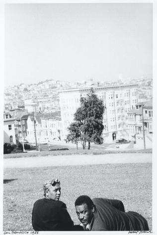 San Francisco, 1956, Print Date 1960s