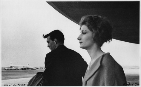 Viva At The Airport, 1962, Print Date 1960s