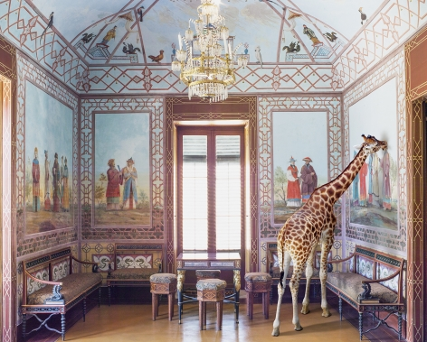 Love at First Sight, Palazinna Cinese, 2016, Archival pigment print