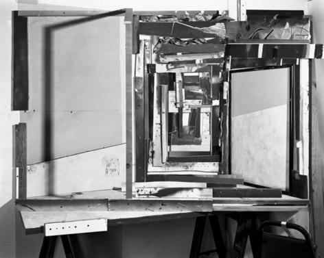 Quinn Gorbutt, Studio View Portal, 2015