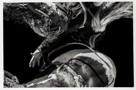 Rodeo no. 7, 2013, 32 x 48 inch c-print