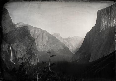 Ian Ruhter, Yosemite Falls, 2012