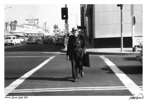 California Main Street, 1956, Print Date 1978
