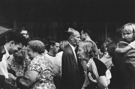 Robert Frank, Canal Street, New Orleans, 1956