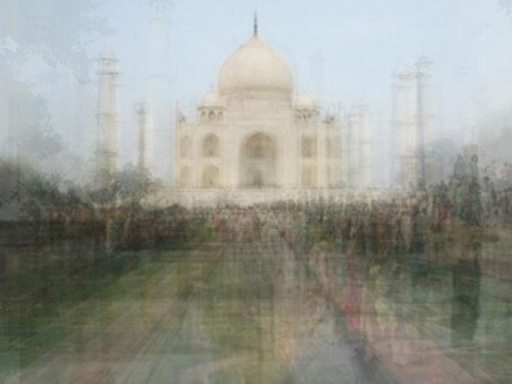 "Corinne Vionnet, Agra, from the series ""Photo Opportunities"""