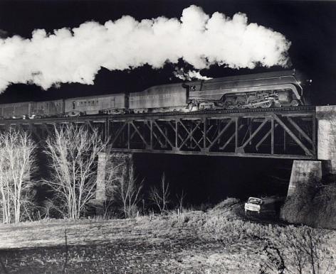 Birmingham Special at Wurno Siding, 1957