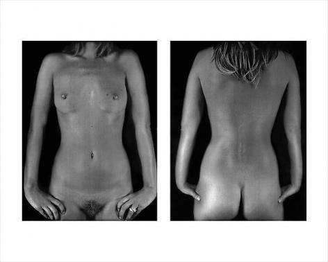 Chuck Close. Kate Moss. 2005.