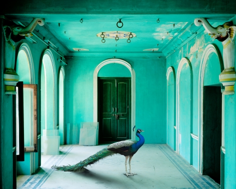The Queen's Room Zanana, Udaipur City Palace, 2010, Archival pigment print