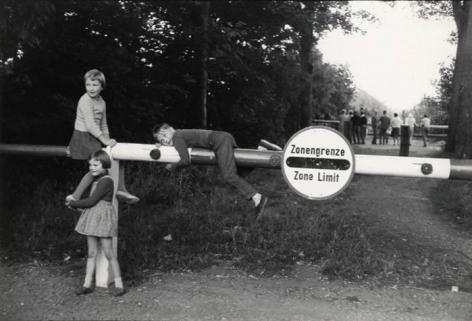 Henri Cartier-Bresson, Hanover, Germany. 1962.