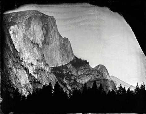 Half Dome Yosemite, 2012