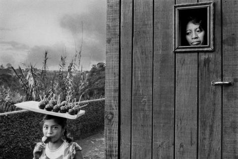 The Outskirts of Guatemala City, Guatemala. 1978