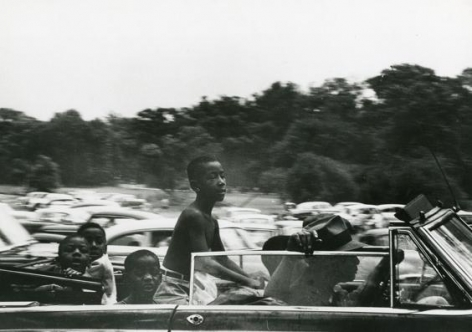 Robert Frank, Belle Isle, 1955