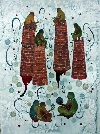 Shiva Ahmadi, The Tower