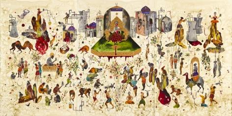 Shiva Ahmadi,Safe Haven