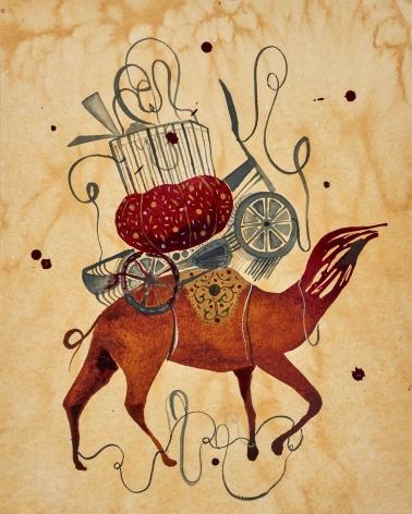 Shiva Ahmadi, Untitled