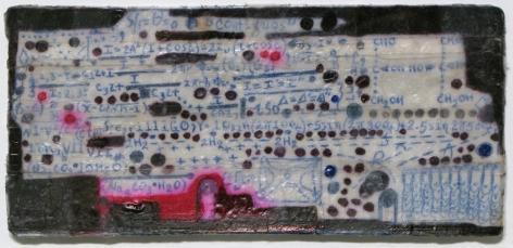 Melvin Way Untitled (Bar Crystals Nebula), 1990s