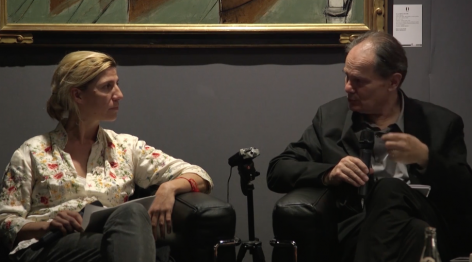 Agathe Snow and Vincent Noce, Karel Appel and the Influence of Outsider Art, OAF Talks 2017