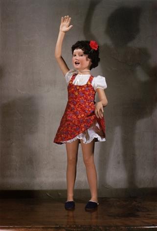 Morton Bartlett, Waving Girl,1955 / 2006