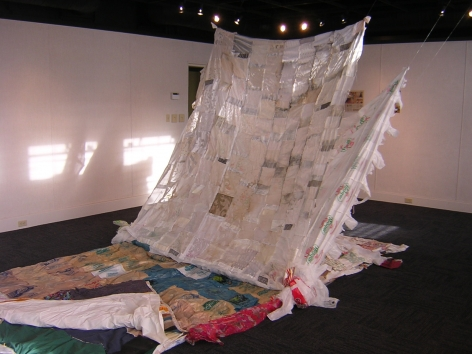Jessie Dunahoo Sheltered Environment,2010