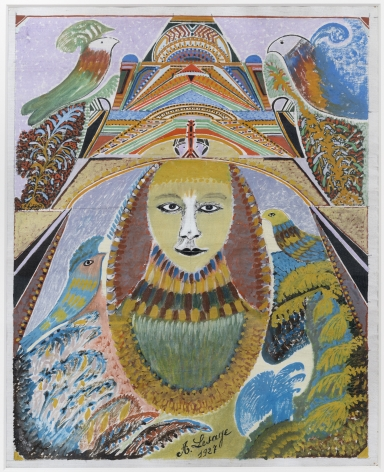 Augustin Lesage, Untitled, 1927