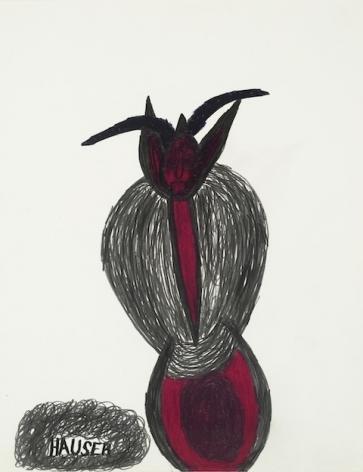 Johann Hauser Untitled, 1974