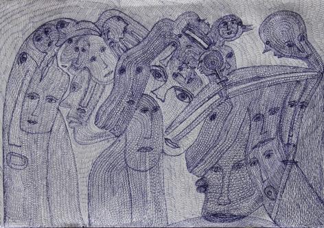Mehrdad Rashidi Untitled, 2010