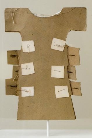 James Castle Untitled (Dress), n.d.