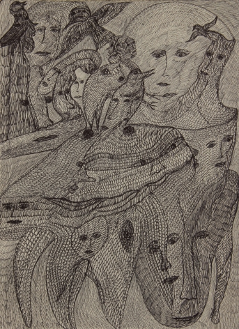 Mehrdad Rashidi Untitled, 2006