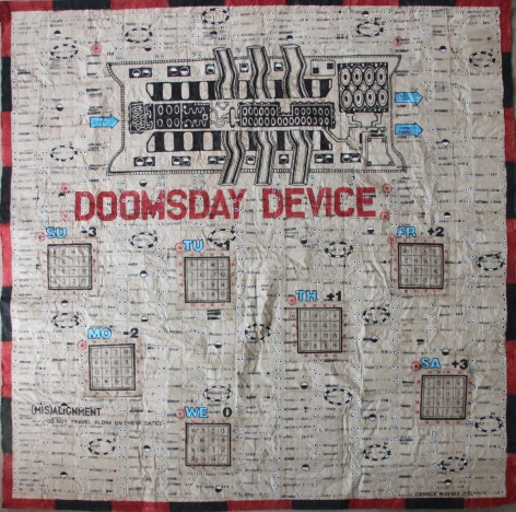 George Widener Doomsday Device, 2013